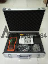 NEW Portable Digital Handheld Ultrasonic Flow Meter Flowmeter TUF2000