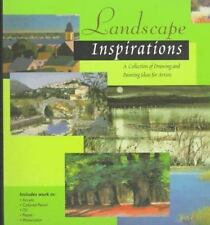 Landscape Inspirations: A Collection of Drawing and Painting Ideas for Artists (