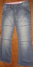 Hornee Motorcycle Jeans Size 8 SA-W1 With Hornee Singlet