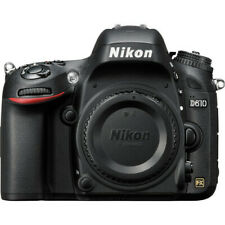 Nikon D610 24.3MP Digital SLR Camera (Black, Body Only) - 1540