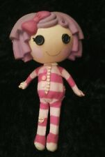 Lalaloopsy Pillow Featherbed Doll Full Size  2009 in Pajamas Outfit As Is