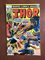 Thor #270 (1978) 8.5 VF Marvel Bronze Age Comic Book Newsstand Edition
