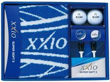 Dunlop Xxio Super Soft X Ball Gift Ggf-F2076 330g With Tracking From Japan