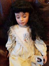 """Elke's Original 26"""" Doll named Alicia #121 Elke Hutchens fine porcelain GWD"""