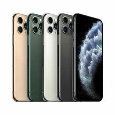 "Apple iPhone 11 Pro LTE iOS Smartphone 5,8"" OLED Display 12 Megapixel WIE NEU"