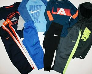 UNDER ARMOUR & NIKE & ADIDAS Sports Lot  Toddler boys 3T Great Condition 1 NWT