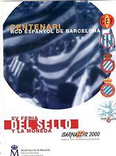 DOCUMENTO FILATELICO F.N.M.T. Nº59 BARNAFIL'00 + RDC ES