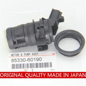 Windshield Washer Pump For Toyota Corolla Camry Prius RAV4 4Runner 85330-60190