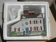 "Department 56 New England Village- Heritage Village -""Jeremiah Brewster House"""