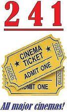 Birmingham Code August Cinema Tickets