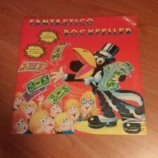 MINI LP SIGLA TV FANTASTICO ROCKFELLER CINEVOX SCQ 502 SIGILLATO ITALY 1984 MCZ