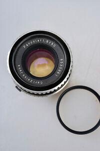 Vintage Carl Zeiss Jena Panacolar 50mm F/1.8 Prime M42 Threaded - PARTS REPAIR