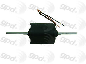 New Blower Motor Without Wheel Global Parts Distributors 2311292