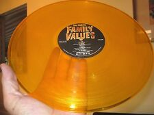 FAMILY VALUES TOUR GOLD VINYL LPS KORN RAMMSTEIN LIMP BIZKIT ICE CUBE METAL RAP