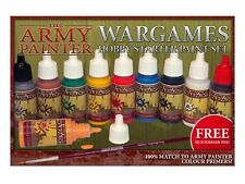 The Army Painter: Wargames Hobby Starter Paint Set WPSPS01