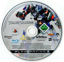 Transformers: Revenge of the Fallen ~ PS3  (Disc  only)