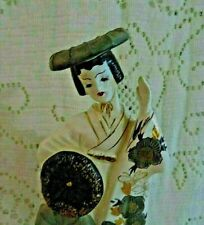 """ANTIQUE PORCELAIN  FIGURINE Marked 1859 - 8.5"""" TALL"""