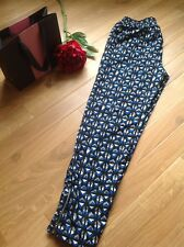 Size 10 Loose Fitting Trousers With Zip at Ankle From Select