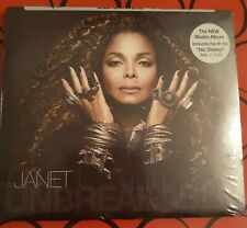 Janet Jackson Unbreakable Cd Music