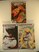 Marvel Comics Quicksilver No Surrender 1 2 3  FREE SHIPPING