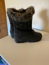 Ladies Black Muck Boots Size 6