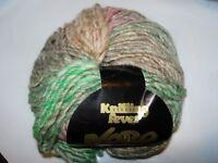 new GRAY GREEN PINK BROWN Noro Shiro skein silk wool knitting yarn 50G 82M 5.8MM