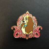 Disney Girls Reveal / Conceal Collection - Lady - LE 50 - FANTASY Disney Pin 0