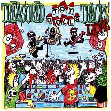THE TOY DOLLS - Treasured Tracks CD