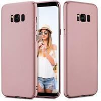 Samsung Galaxy S4 Hülle Tasche Case Cover Handy Backcover Handyhülle Rosegold