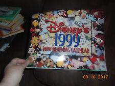 Disney's 1999 Mini Bean Bag Calendar