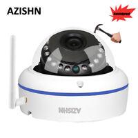 Vandalproof Wifi IP Camera 720P Yoosee Motion Detection IP66 15IR CCTV Camera