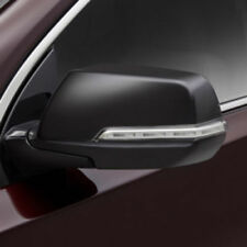 2018 Chevrolet Traverse Mirror Caps Covers- Black- 2pc Set- NEW GM 84084807