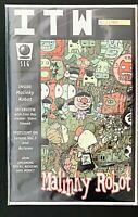 ITW #4 SLG COMICS 2005 NM+