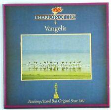CD - Vangelis - Chariots Of Fire - A4960
