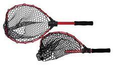 Berkley Folding Catch n Release Retractable Fishing Rubber Landing Net 1316613