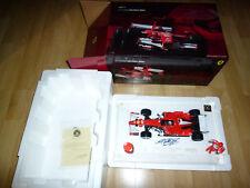 Ferrari F1 Michael Schumacher mit Unterschrift F2006 Brasilien Grand Prix 1:18