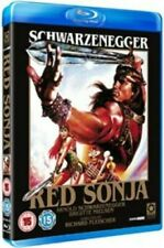Red Sonja 5055201812360 With Arnold Schwarzenegger Blu-ray Region 2