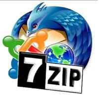 7-ZIP WINZIP WINRAR UNZIP SOFTWARE WINZIP ALTERNATIV CD