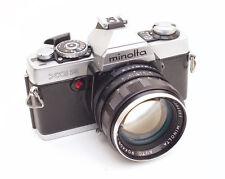 Alte Minolta Spiegelreflexkamera