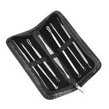 7Pcs Blackhead Acne Pimple Blemish Extractor Remover Tool Kit