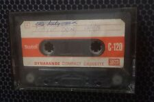Vary Rare Kaye Don Audio Interview Cassette Brooklands (samples included)