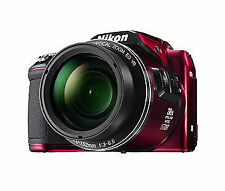 BRAND NEW Nikon COOLPIX L840 16.0MP Digital Camera - Red FAST FREE SHIP