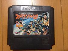 Famicom Jump Eiyuu Retsuden Famicom Japan NTSC-J NIntendo Bandai