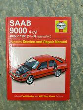 Saab 90 99 900 Haynes Manuel 1979-93 2.0 essence atelier