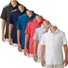 T-shirts, débardeurs et chemises adidas en polyester pour garçon de 2 à 16 ans