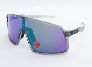 Oakley Sutro OO9406-1037 Sunglasses - Grey Ink/Prizm ROAD JADE
