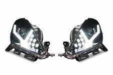 CHEVROLET CORVETTE 14-19 Morimoto XB LED Headlights Black 2014 2019 C7