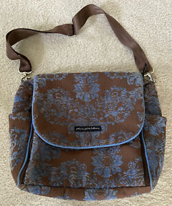 Petunia Pickle Bottom - diaper bag backpack - multiple carrying options Tapestry