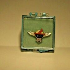 PIEDMONT AIRLINES 20 Year Service Pin w/2 diamonds by Balfour (NEW w/case)