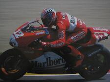 Poster Marlboro Ducati Desmosedici GP3 2003 #12 Troy Bayliss (AUS)